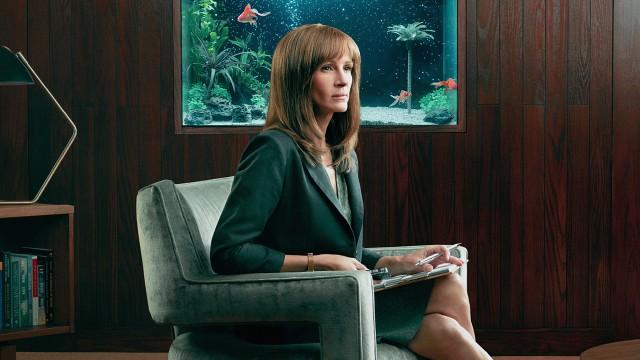 Julia Roberts verschijnt niet in tweede seizoen Homecoming