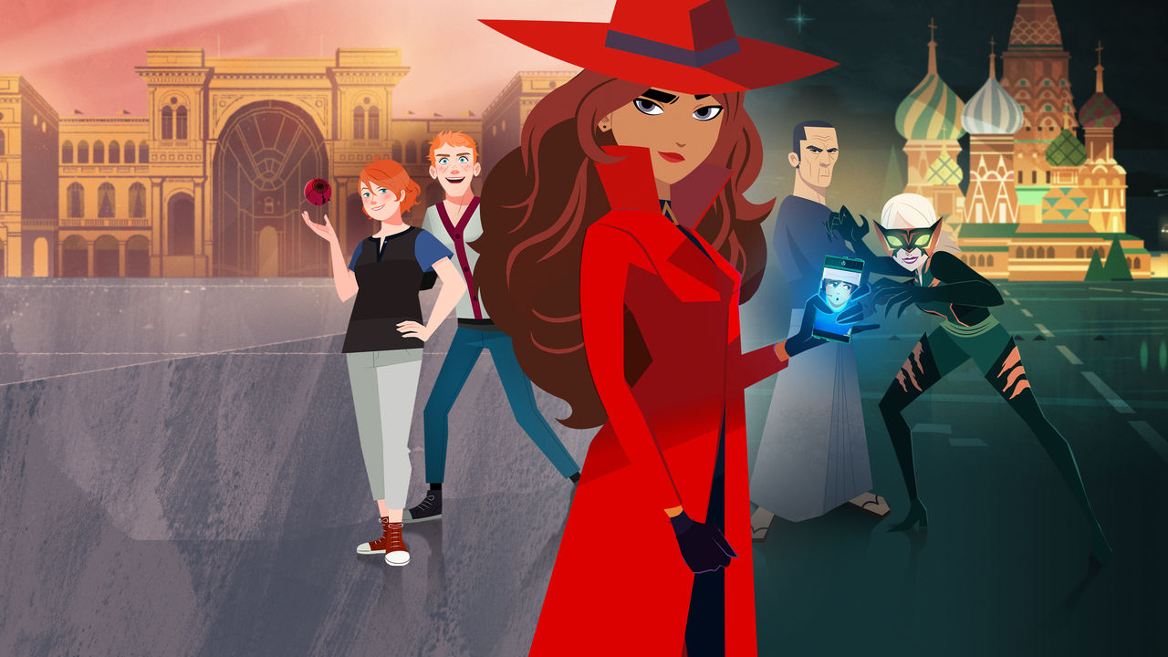 Carmen Sandiego renewed for a third season