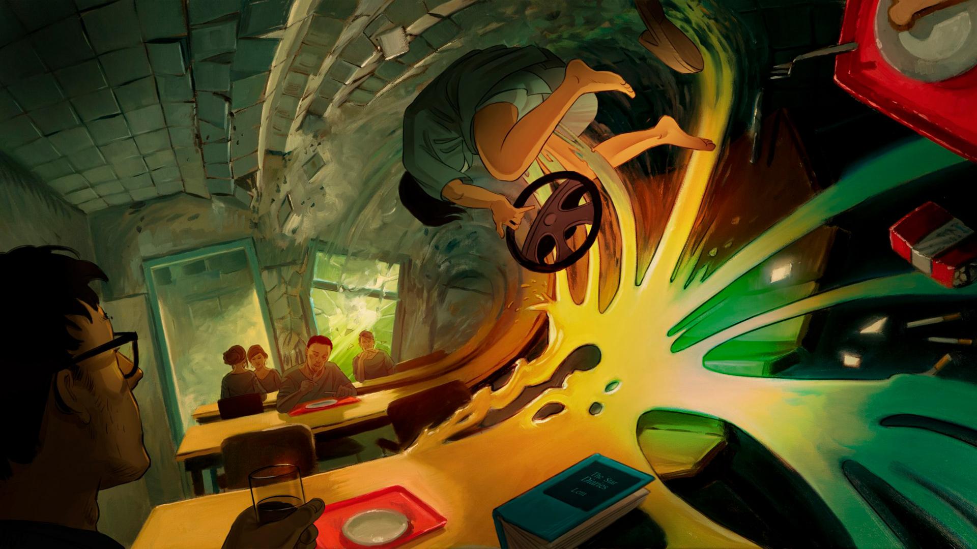 Amazon komt met bijzondere animatieserie Undone