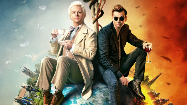 Amazon lanceert trailer voor fantasieserie Good Omens