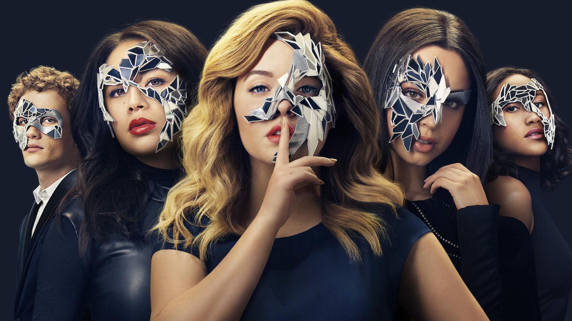 Trailer van Pretty Little Liars: The Perfectionists