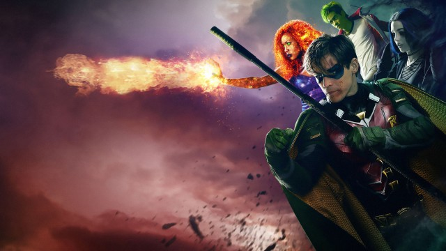 DC Universe-serie Titans krijgt derde seizoen