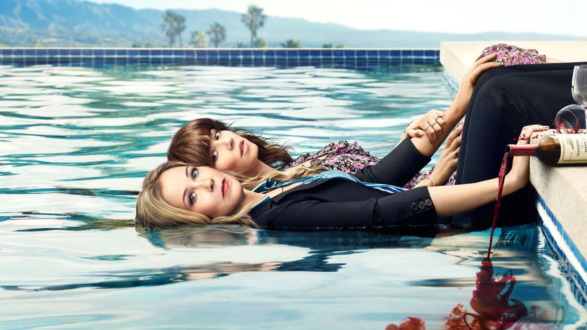 Second season Dead to Me on Netflix in May