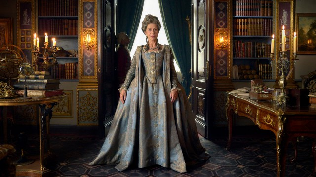 Trailer voor HBO's miniserie Catherine the Great