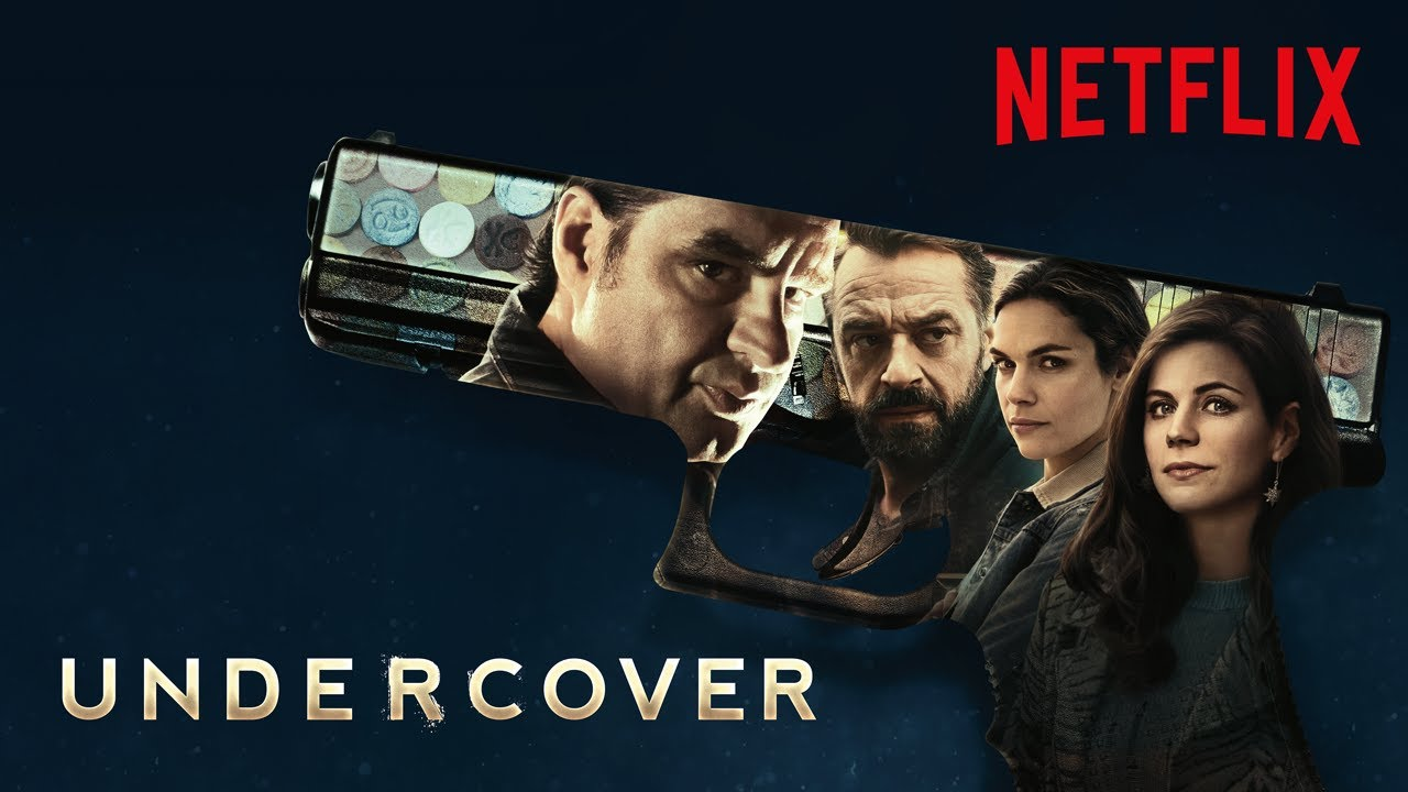 Second season Undercover is on its way