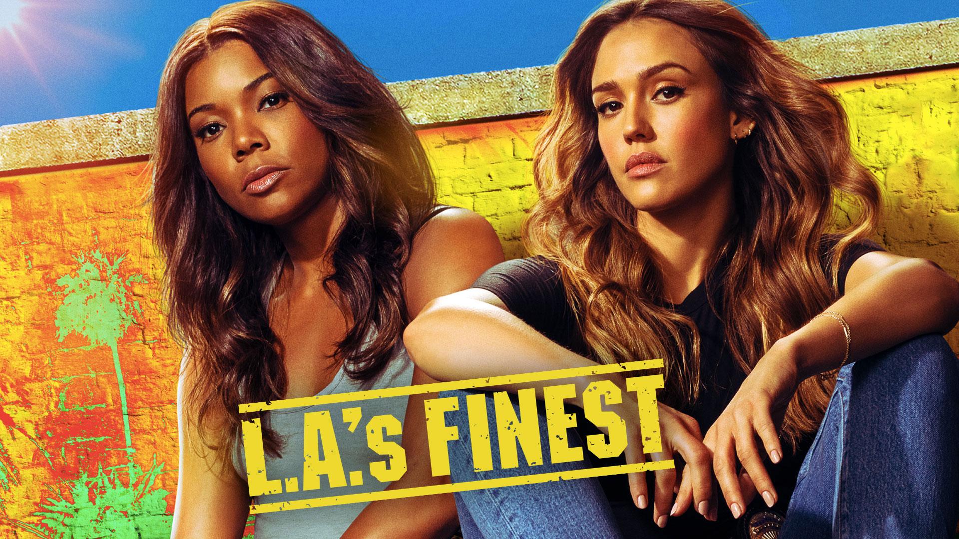 Premièredatum voor L.A.'s Finest bij Spectrum