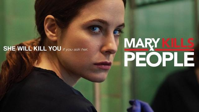 Derde seizoen Mary Kills People in juli bij Ziggo