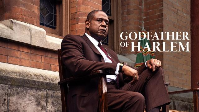 Godfather of Harlem, trailer voor Forest Whitaker serie