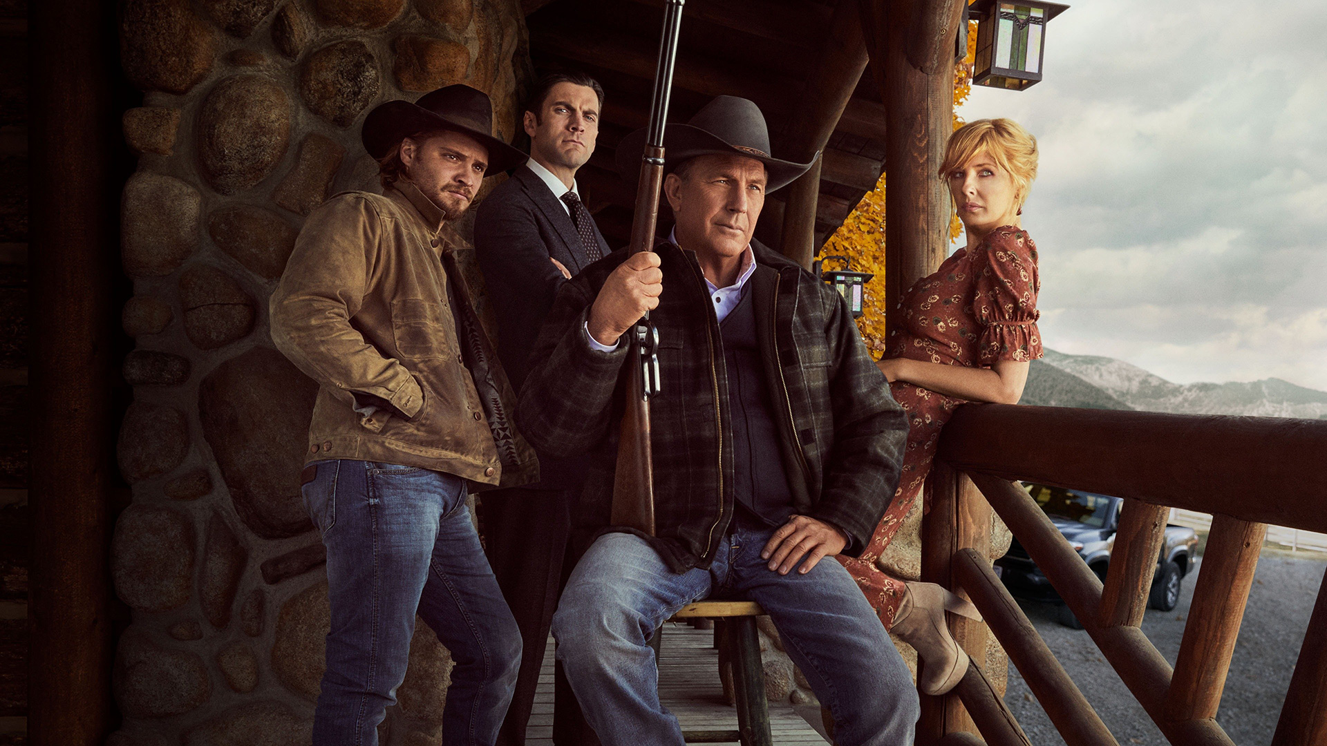 Dramaserie Yellowstone (2018) vanaf 20 juni bij Paramount Network