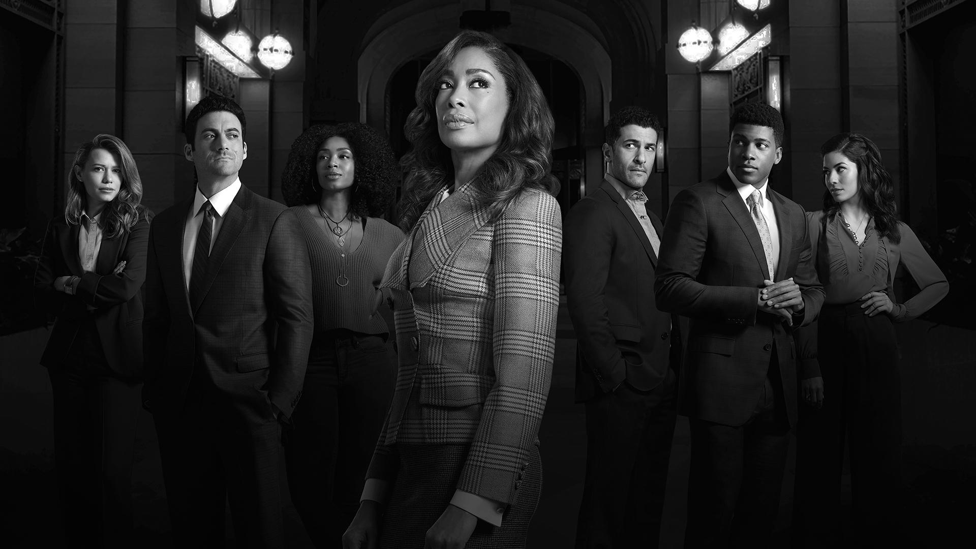 Politieke dramaserie Pearson krijgt geen tweede seizoen
