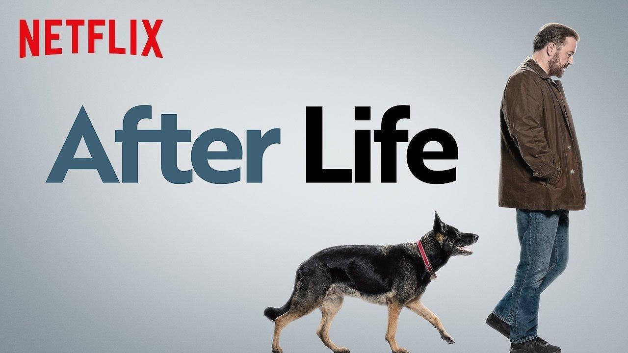 Netflix rapidly renews After Life