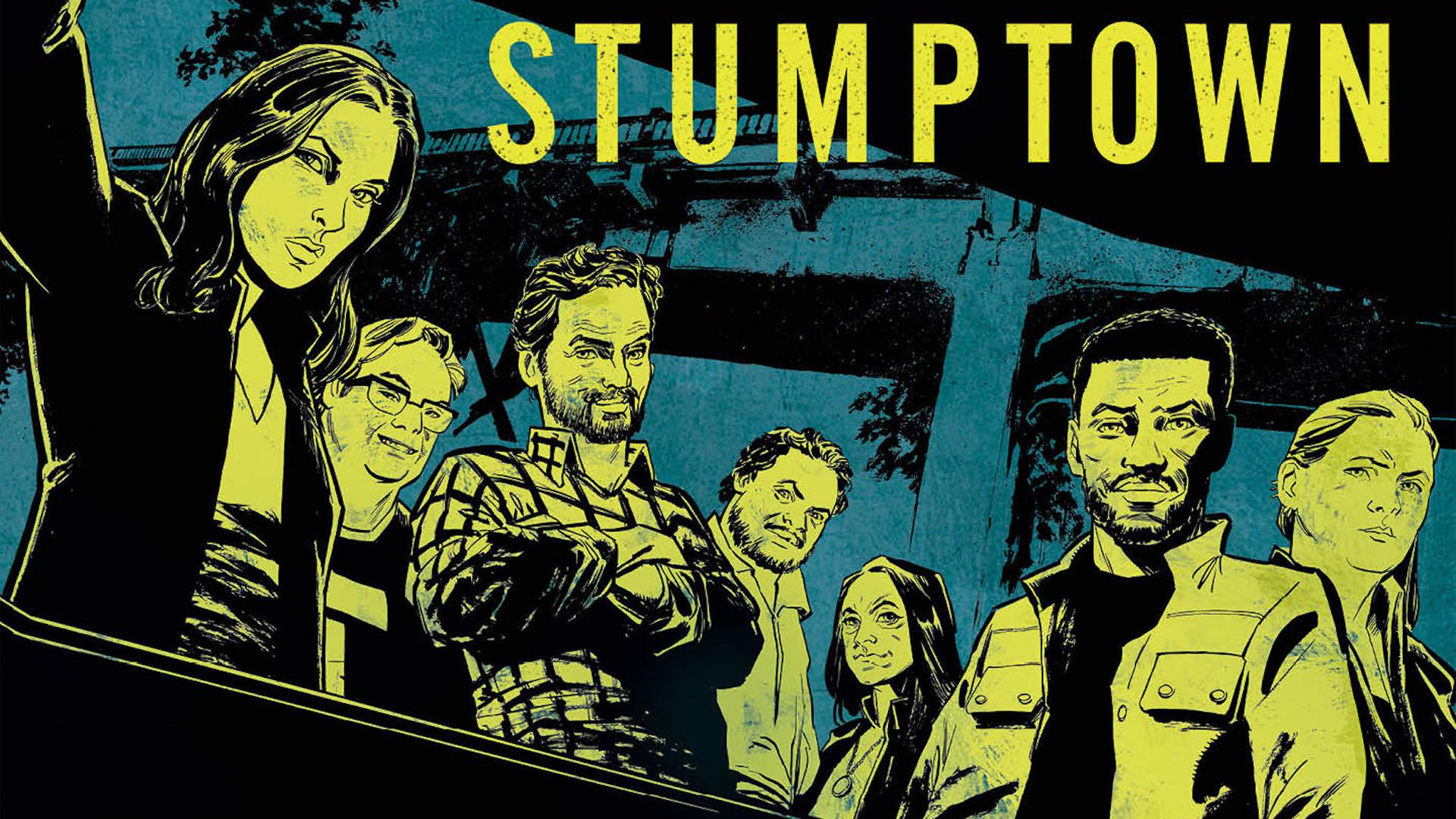 Stumptown binnenkort te zien in Nederland bij FOX