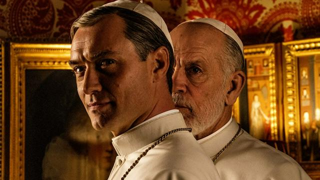 HBO toont trailer van The New Pope
