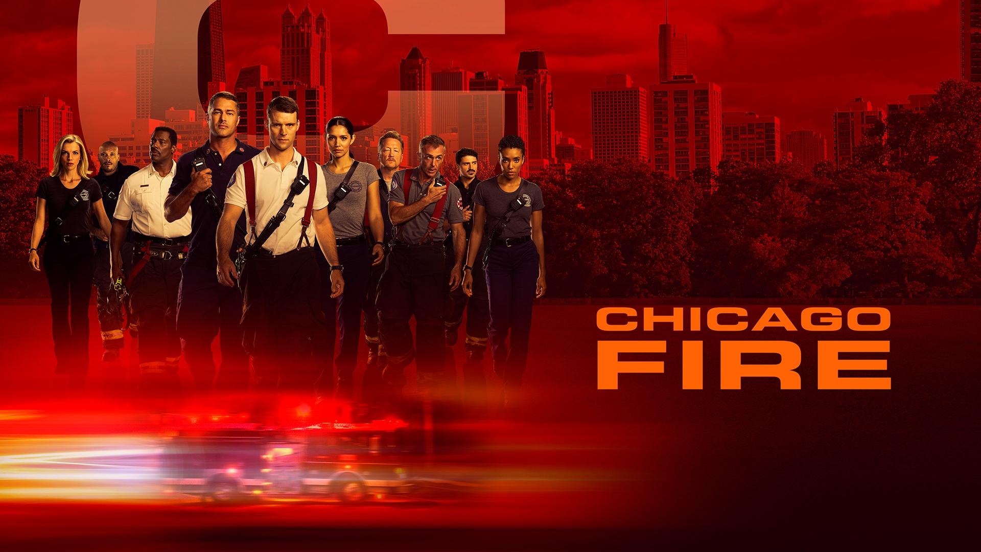 Maak kans op het zevende seizoen van Chicago Fire