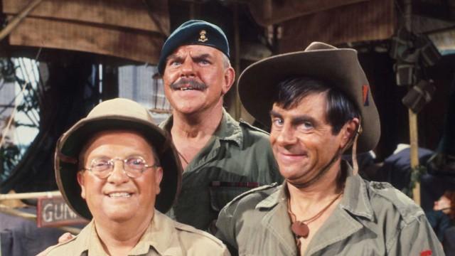 Britse acteur Windsor Davies overleden