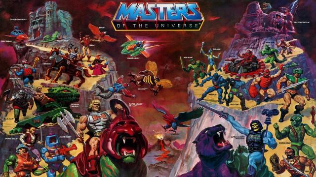 Een sterren stemmencast voor Netflix serie Masters of the Universe: Revelation