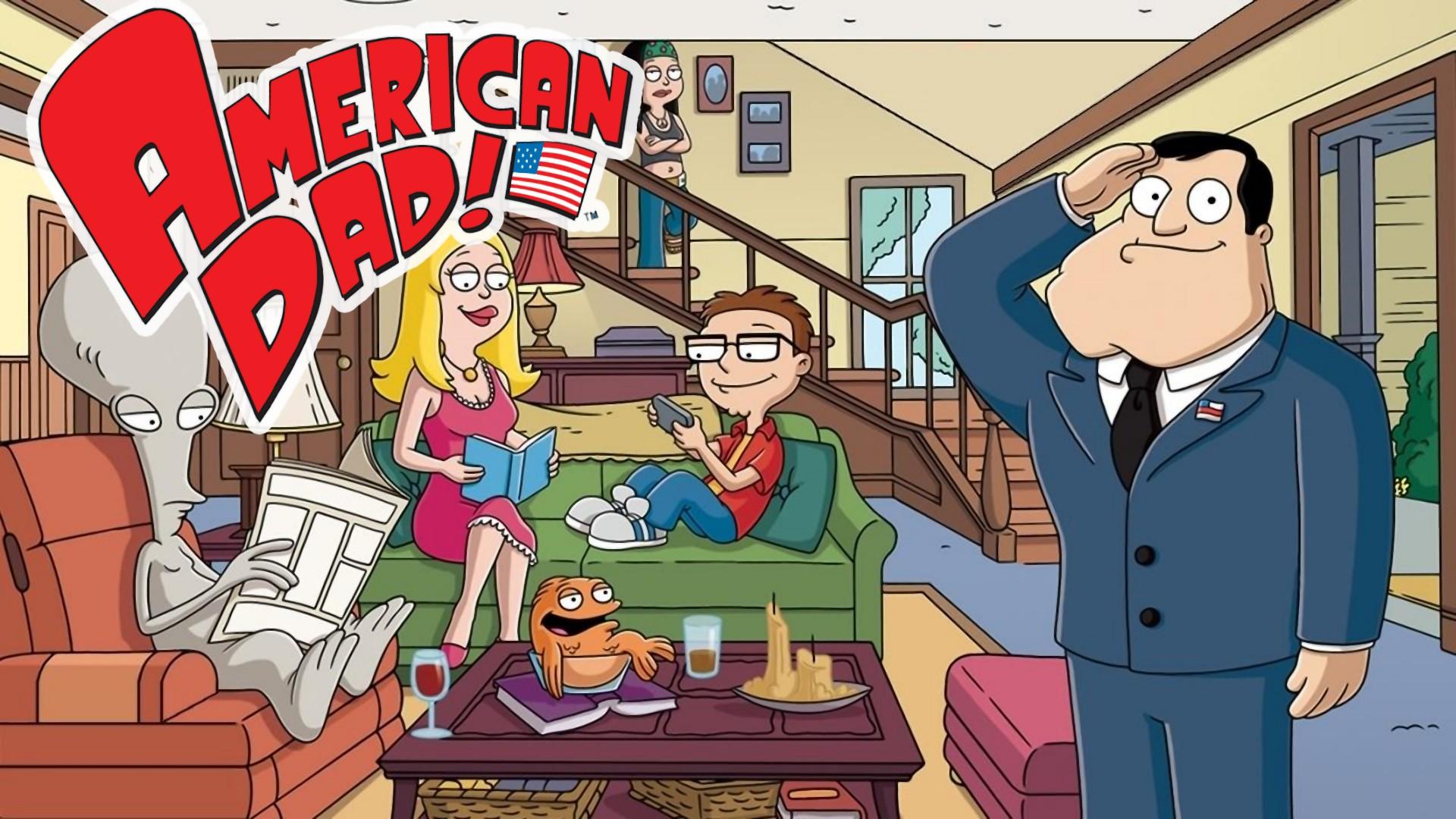 Premièredatum en trailer voor American Dad!