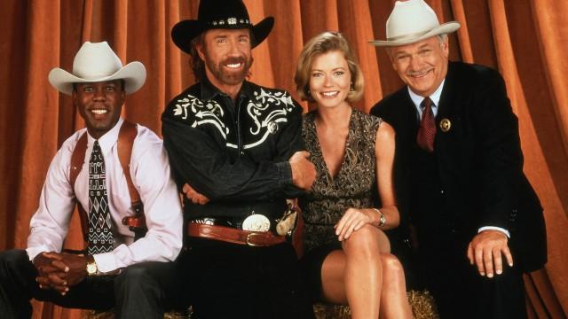 CBS Television Studios werkt aan reboot Walker, Texas Ranger