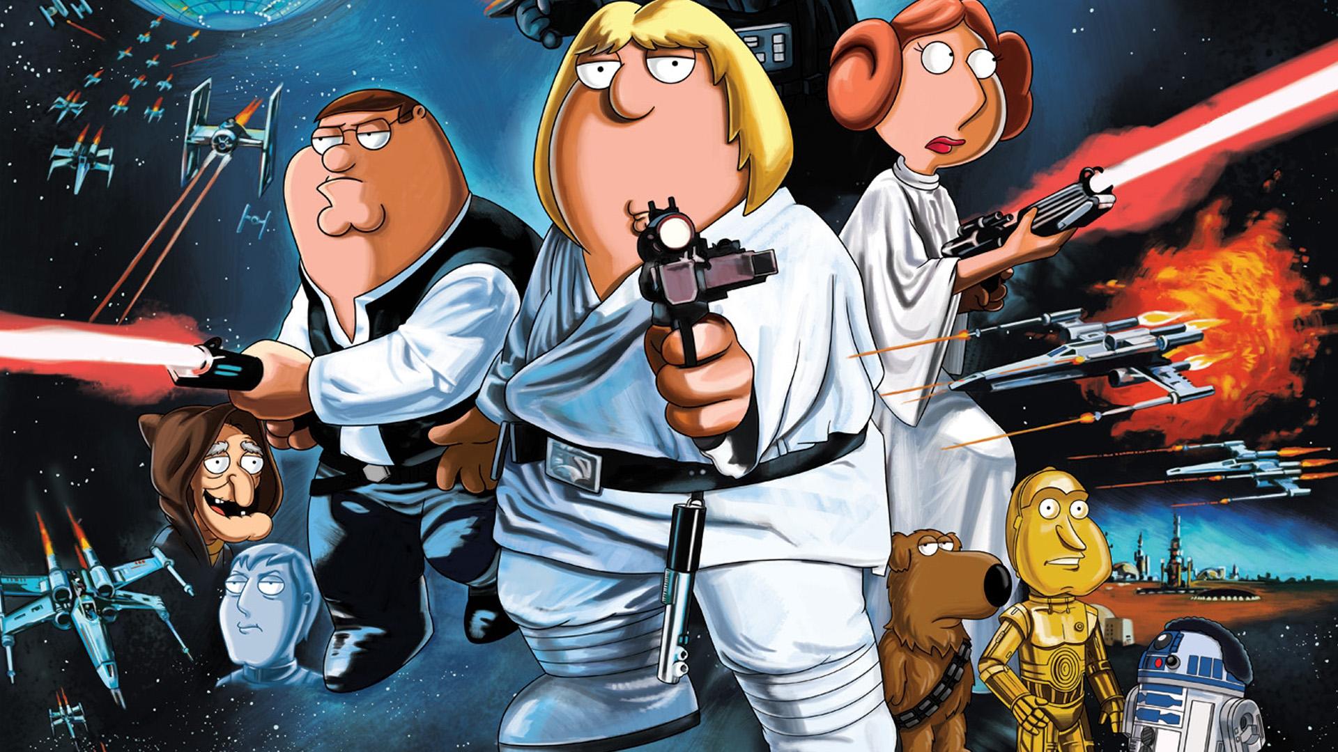 Fox vernieuwd Family Guy en American Dad