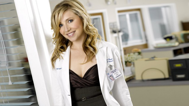 Spotlight On: Sarah Chalke