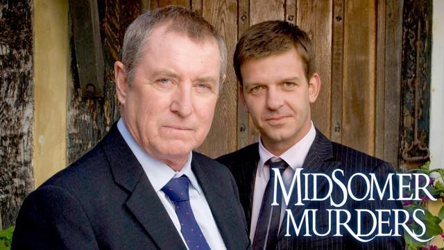 Nieuw seizoen Midsomer Murders in december bij NPO