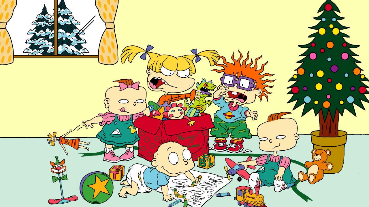 Nickelodeon brengt nieuw seizoen van animatieserie Rugrats