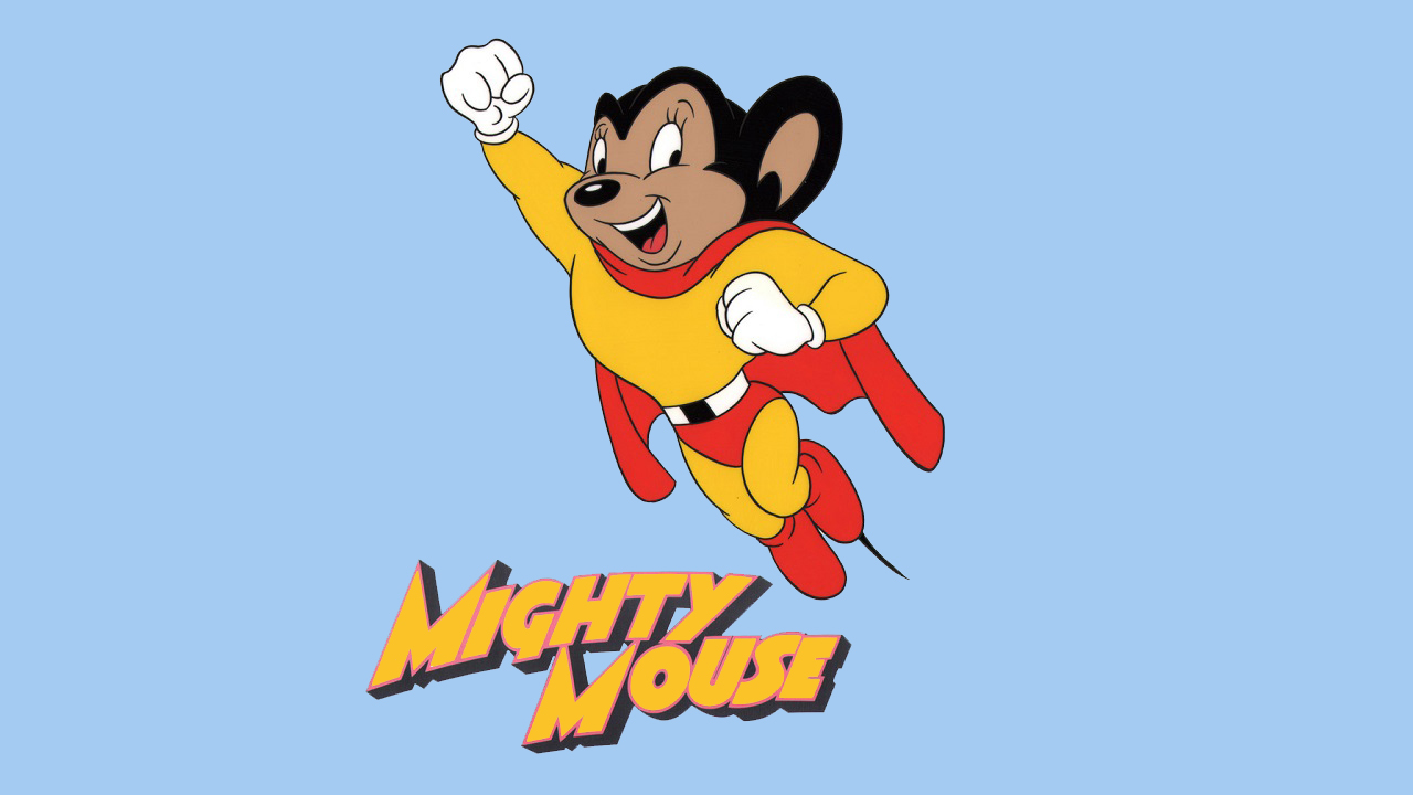 Mighty Mouse - TheTVDB.com