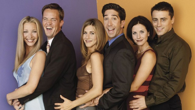 HBO Max is definitely going to do a one-time Friends reunion
