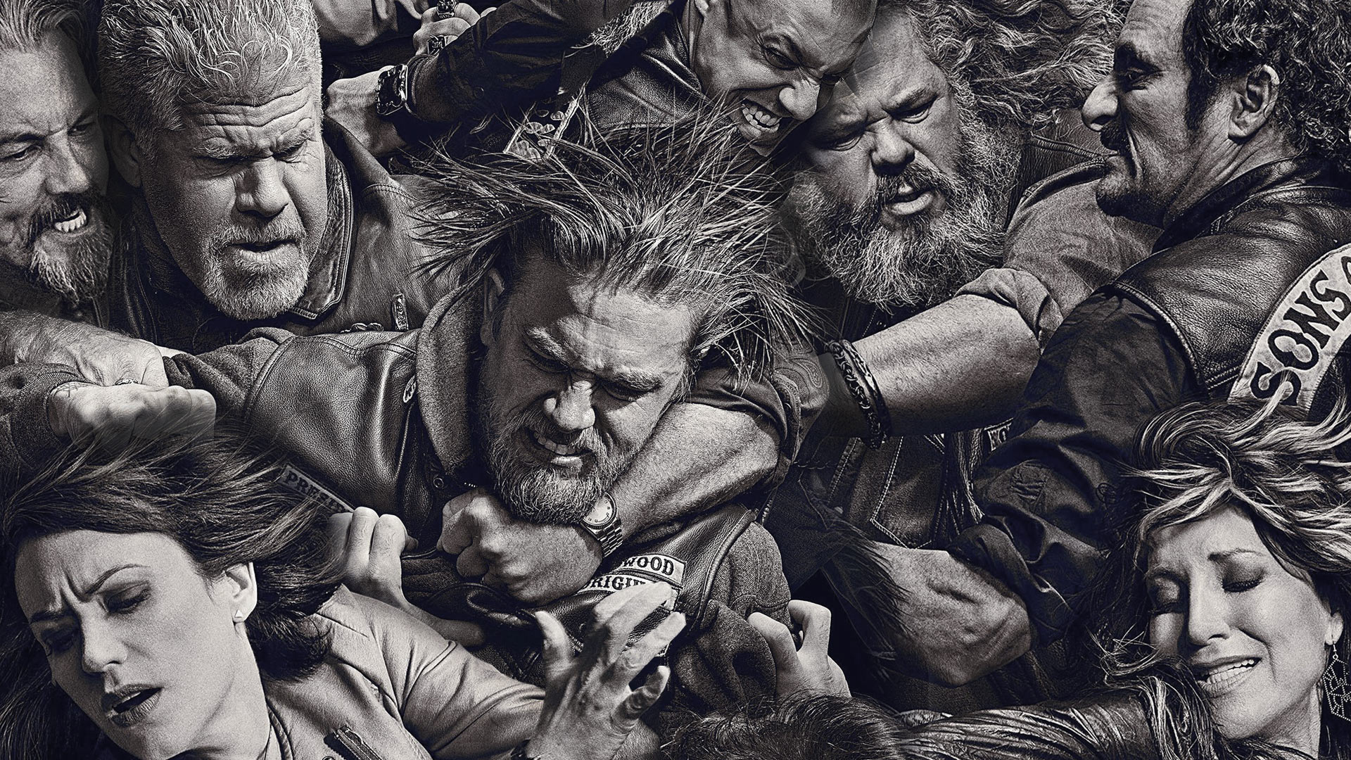 Vier nieuwe promo videos Sons of Anarchy