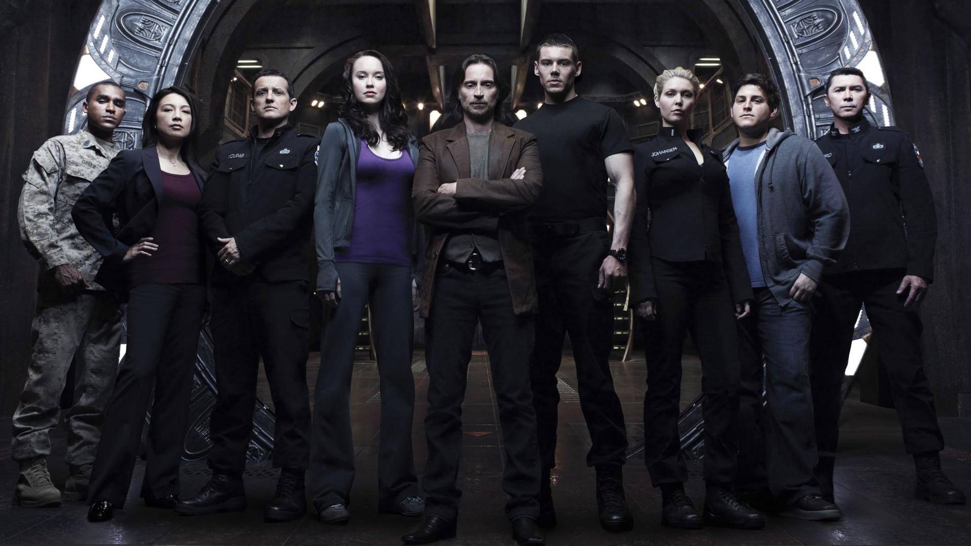 SyFy cancelt SGU Stargate Universe