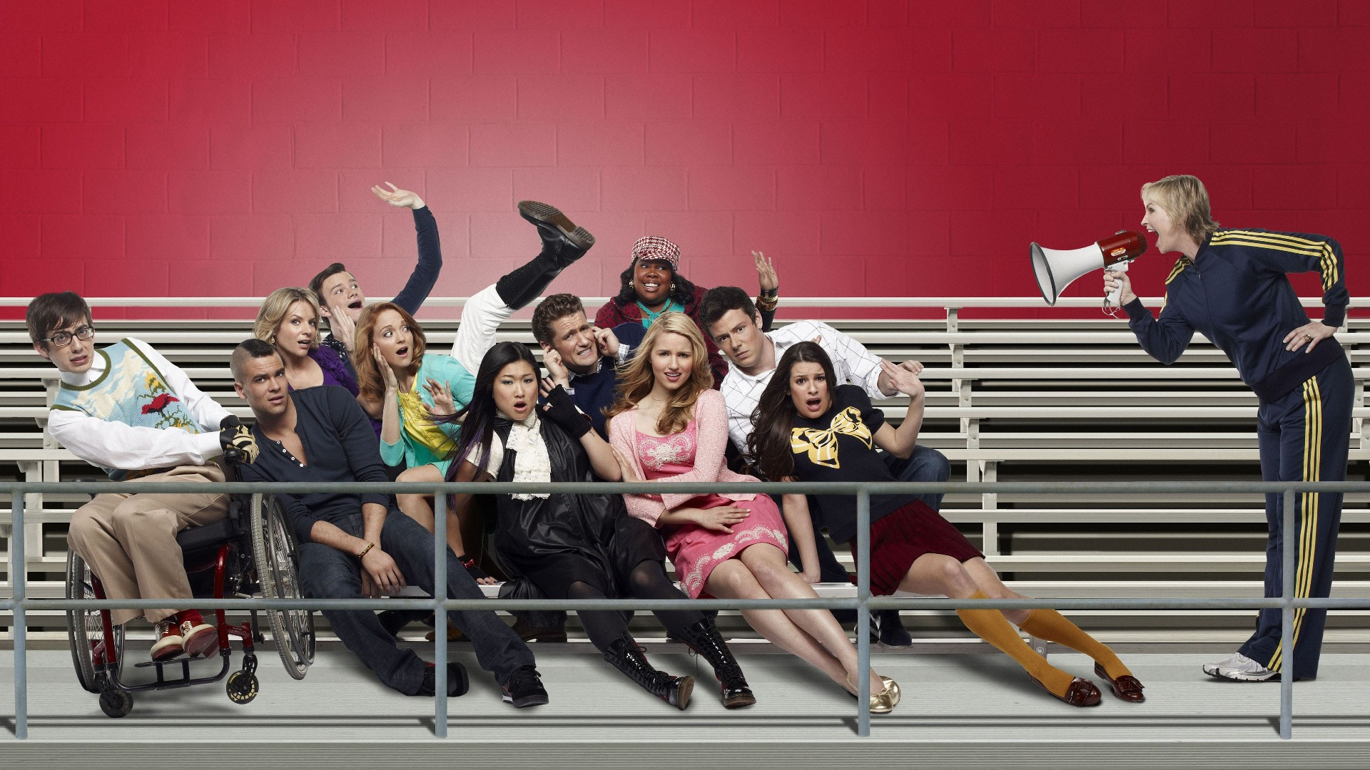 Video-interview met (nieuwe!) Glee acteurs over seizoen 4