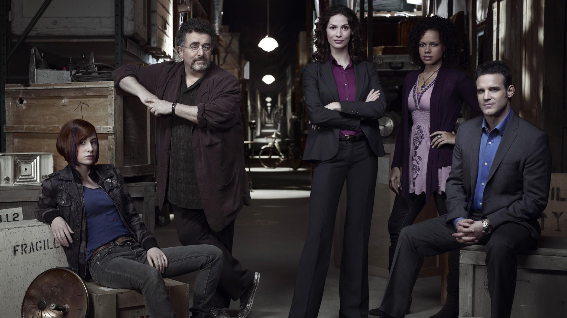 Syfy renews Warehouse 13 with fifth and last season
