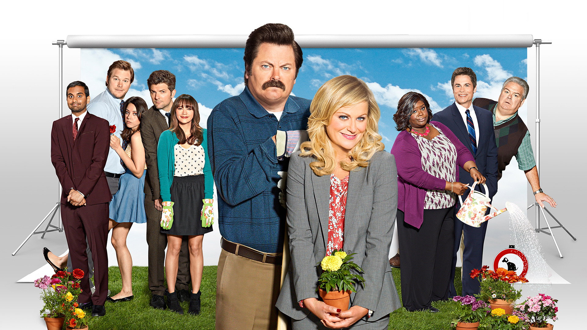 NBC renews Parks and Recreation, but cancels four series