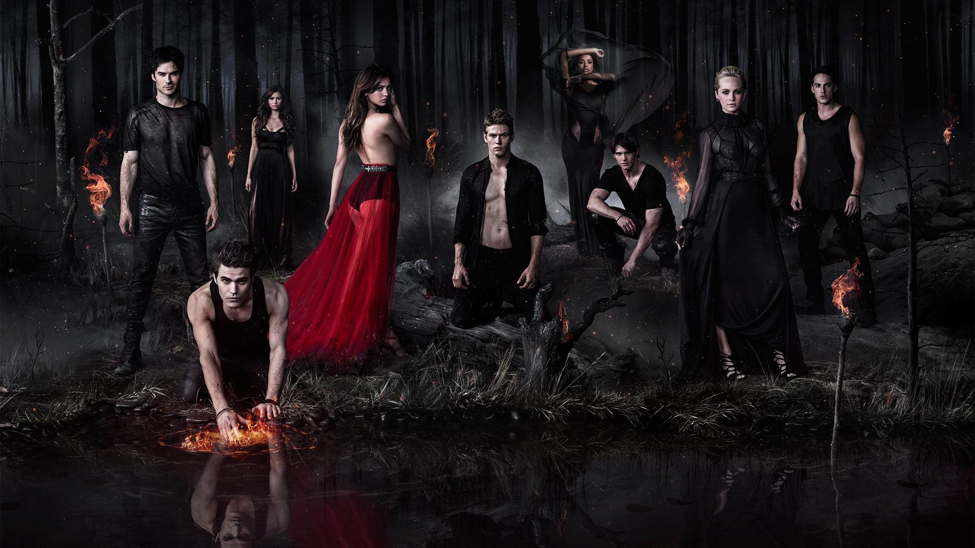 Vampire Diaries weer terug op Net5