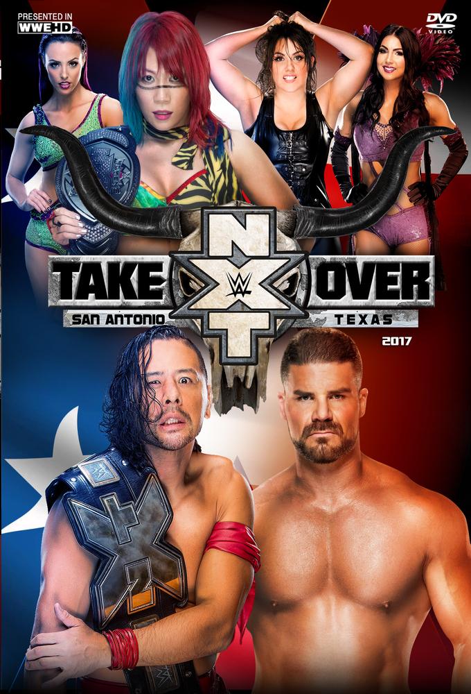 Nxt Takeover San Antonio
