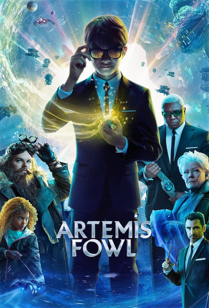 Artemis Fowl Review: A Bad Crossover Between Harry