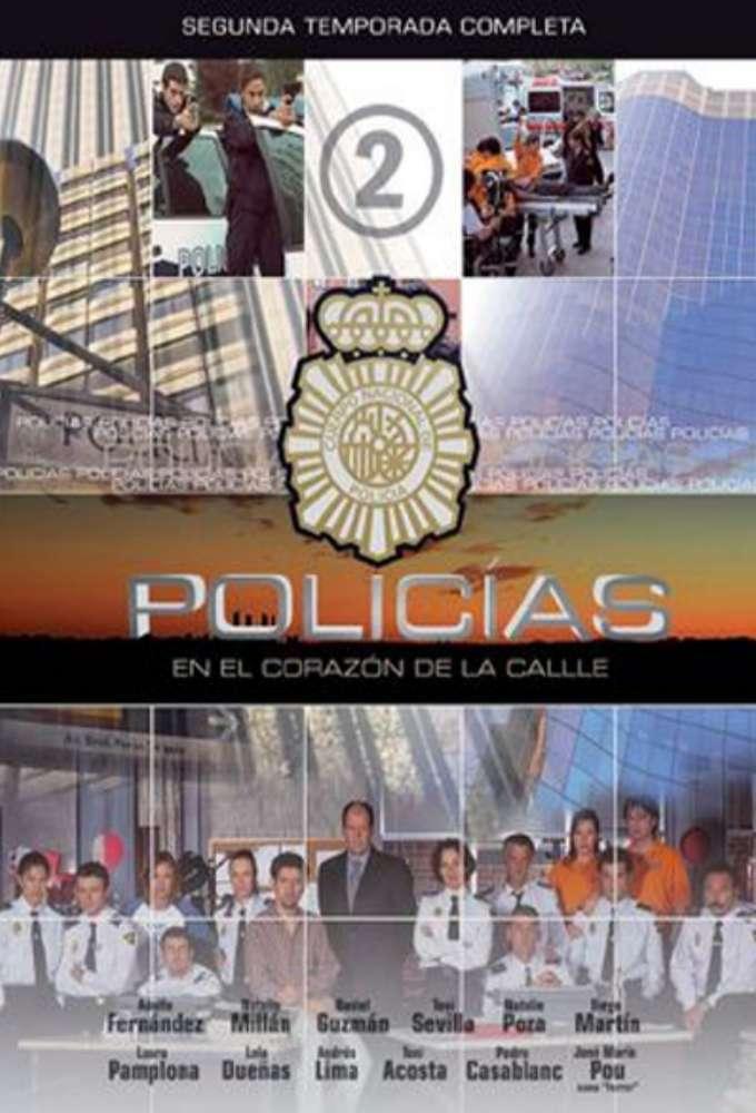 Policías, En El Corazon De La Calle