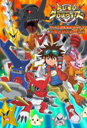 Capitulos de: Digimon Xros Wars