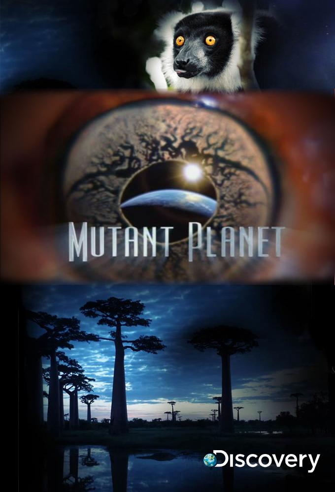 Mutant Planet (Life Force)