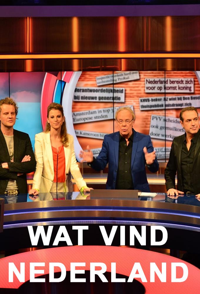 Wat vindt Nederland?