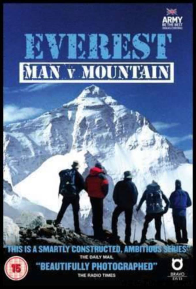 Everest: Man Vs Mountain