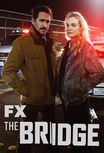 The Bridge (US) - First Season poster