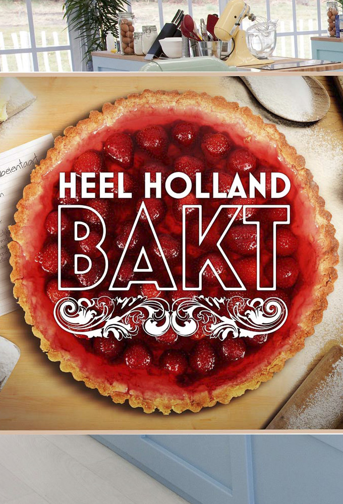 Heel Holland Bakt