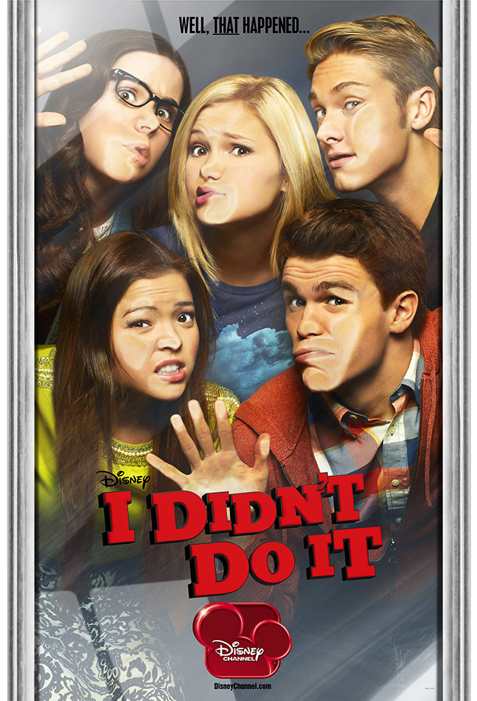 I Didn't Do It (2014)