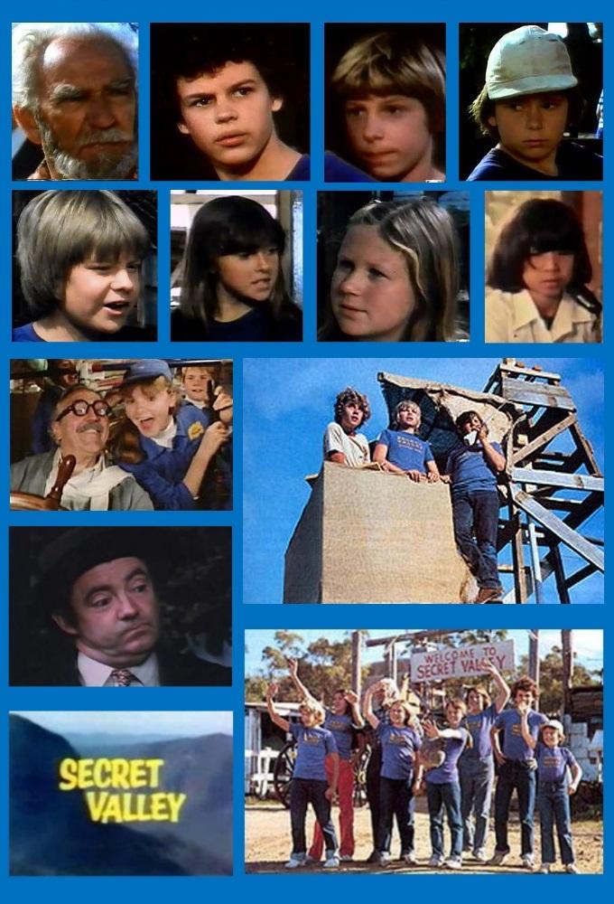 Secret Valley (1984)