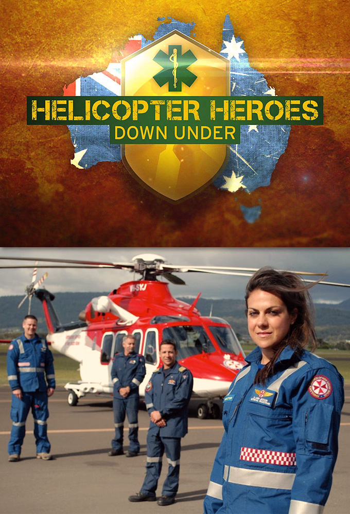 Helicopter Heroes Down Under