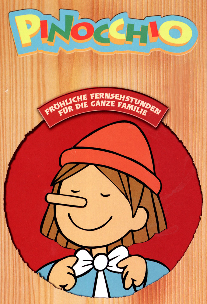 The Adventures of Pinocchio (JP)