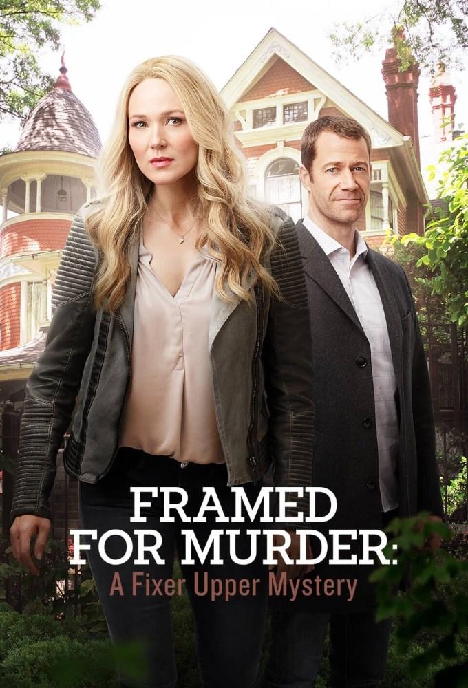 Framed For Murder: Fixer Upper Mysteries