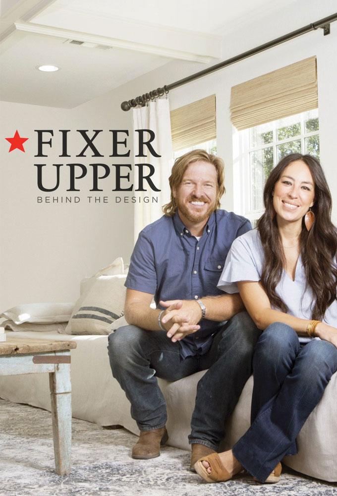 Fixer Upper: Behind the Design