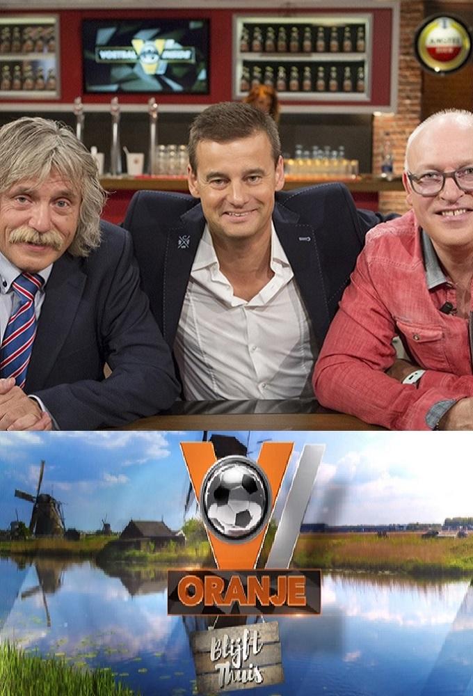 VI Oranje: blijft thuis